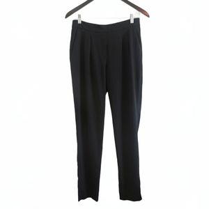 BABATON Aritzia Conroy Black Trouser Pants